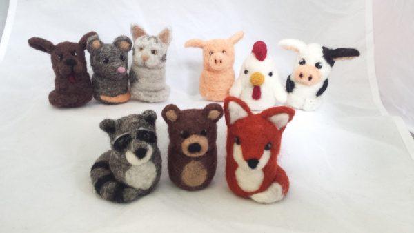 Petits animaux feutrés / Petits animaux feutrés